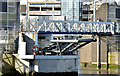 J3474 : New Lagan weir footbridge, Belfast - March 2015(1) by Albert Bridge