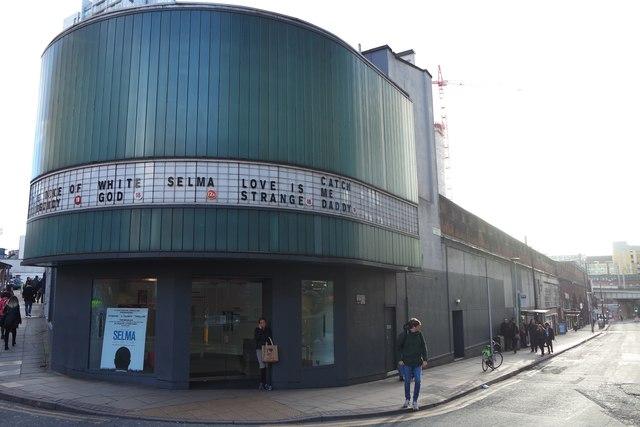The Cornerhouse Cinema, Manchester © Matt Harrop cc-by-sa ...