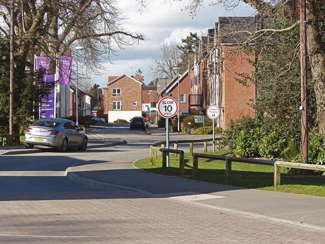 The Parks Bracknell New Homes