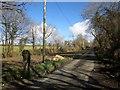SX3274 : Trefinnick Road by Derek Harper