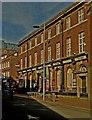 SU7173 : Former post office, Friar Street, Reading by Julian Osley