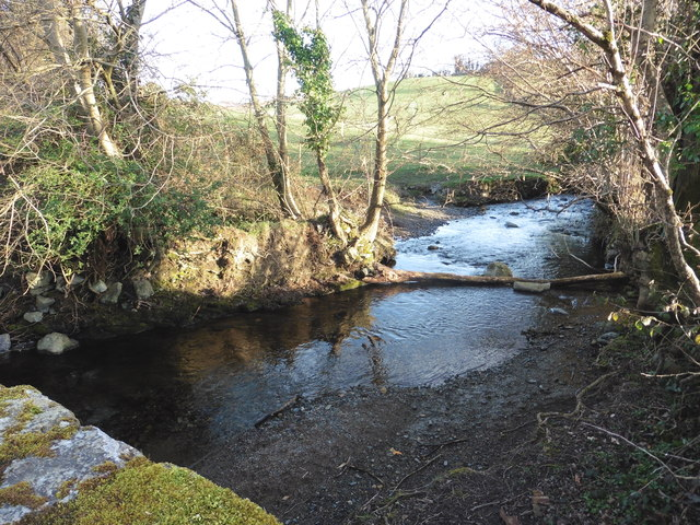 River Ashburn at Cuddyford Bridge, Ashburton