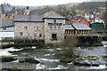 SJ2142 : 'The Corn Mill' - Llangollen by Chris Allen