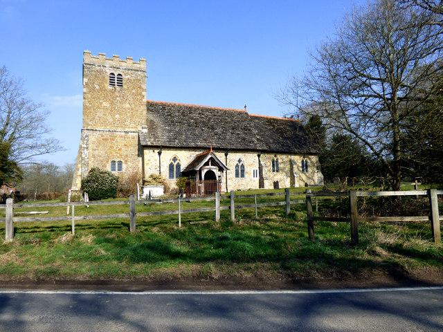 Ockley:  St. Margaret's Church