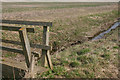 TL1176 : Bridge & watercourse north of Leighton Bromswold by David Kemp