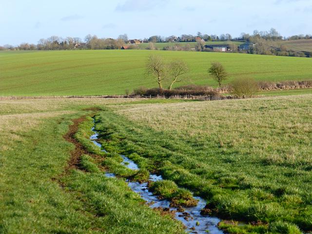 Pasture, Creslow