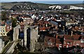 TQ4110 : Lewes Castle : Week 10