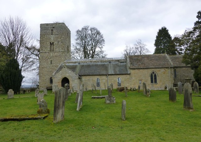 Church of St Andrew, Bolam, Northumberland