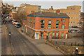 SK9771 : Former Magpies Inn by Richard Croft