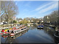 TQ2681 : Little Venice by John Slater