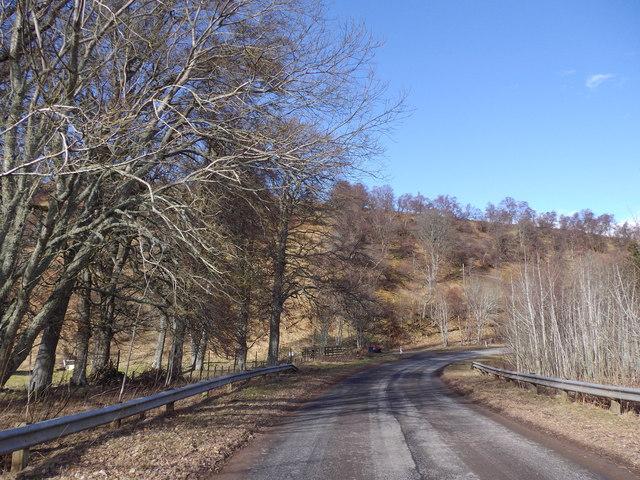 A941 road