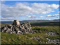 NY7107 : Trig point on Nettle Hill by Trevor Littlewood