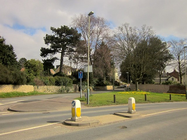 A435 road