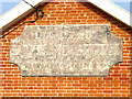 TM3268 : Ghost sign on the former Bowling Green Public House by AGC