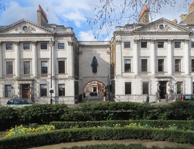 11-13 Cavendish Square