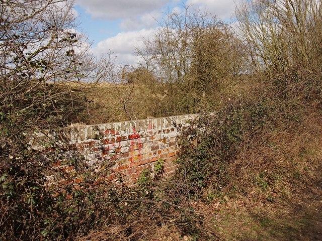 Footpath bridge over Railway