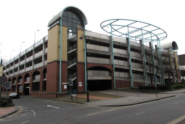 Villett Street Car Park Swindon