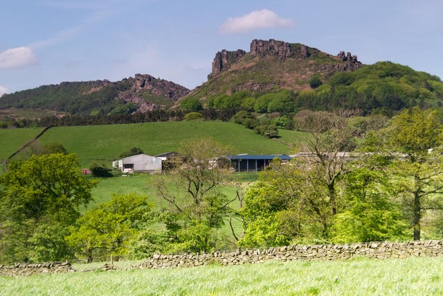 The best view from Blackshaw Moor