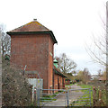 TQ9120 : Pumping Station by Oast House Archive