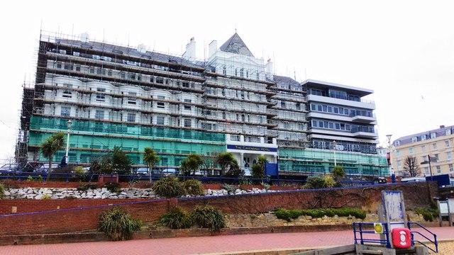 Cavendish Hotel Eastbourne Christmas Menu