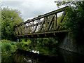 SO8899 : Meccano Bridge north of Compton, Wolverhampton by Roger  Kidd