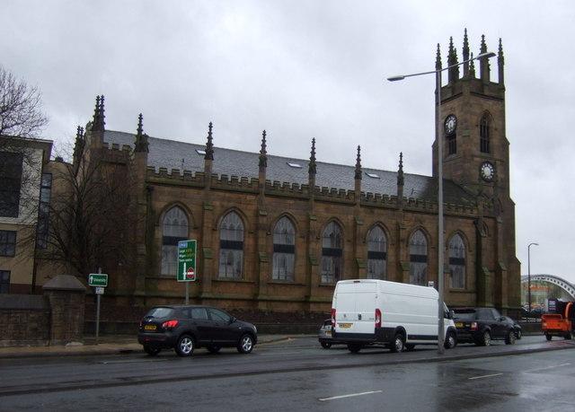 Holy Trinity Church, Bolton