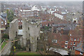 TQ4110 : Lewes from the Castle by Stephen McKay