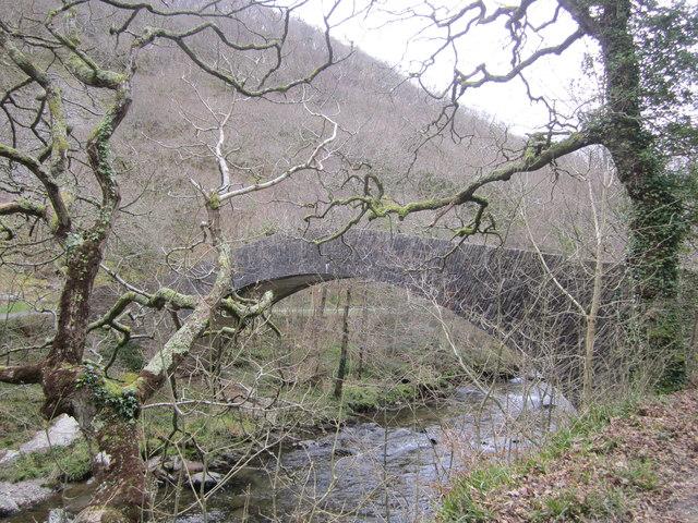 Chiselcombe Bridge