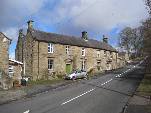 Glenwhelt House & Cottage, Greenhead