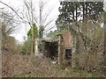TQ7518 : Remains of oast house at Wood's Place by Oast House Archive