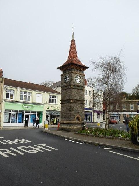 Clock Tower, Clevedon