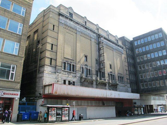 Odeon Cinema, Pilgrim Street - Newcastle