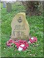 SK7172 : Lancaster crew memorial by Richard Croft