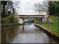 SJ6076 : Trent and Mersey Canal:  Acton Bridge No 209 by Dr Neil Clifton