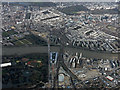 TQ2877 : Battersea from the air by Thomas Nugent