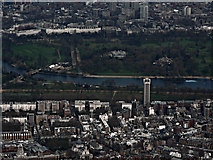TQ2779 : Hyde Park from the air by Thomas Nugent