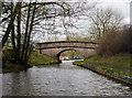 SJ8965 : Macclesfield Canal:  Stringers Bridge No 60 by Dr Neil Clifton