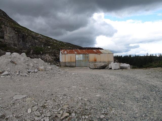Granite Quarry Ireland Thomas's Granite Quarry on