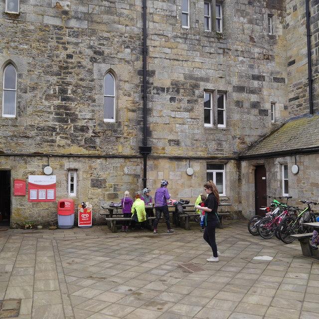 The Courtyard Tea Rooms Ashby De La Zouch