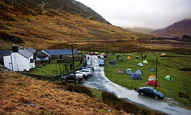 Camping in the Oggie