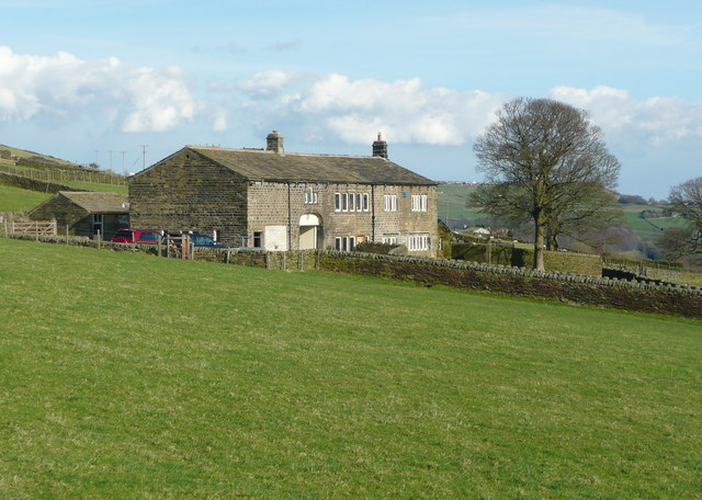 Upper Han Royd, Mytholmroyd