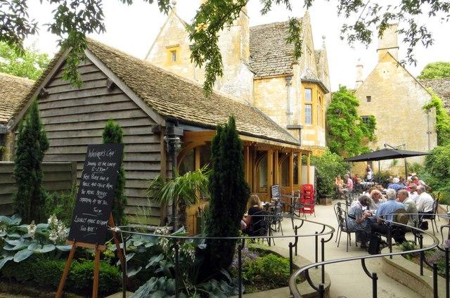 Tea Garden Cafe Pepperell