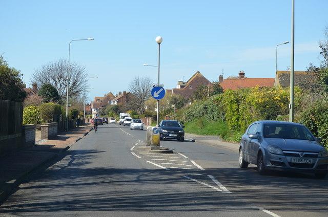 A259 road