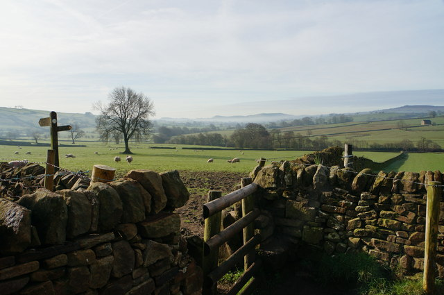 Farmland, Longnor