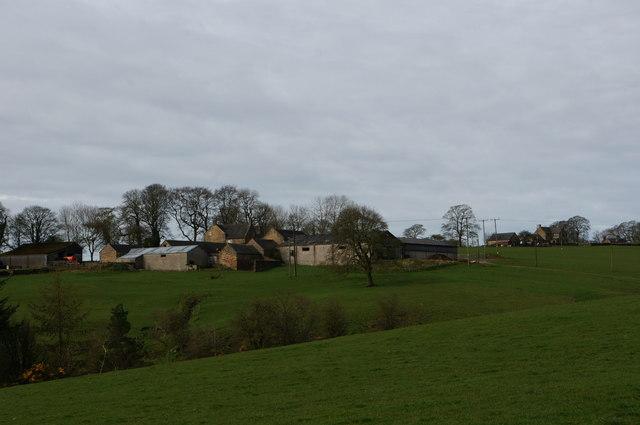 Farm at School Clough
