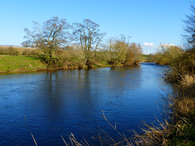 River Eden, Bolton
