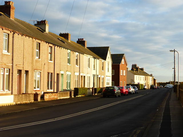 Beaconsfield Terrace, Silloth