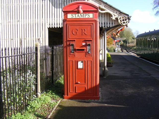 Unusual Telephone Box
