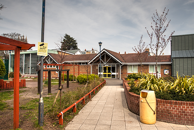 Bournemouth - St Michael's Primary School, Somerville Road