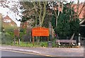 TL8508 : Entrance to St Andrew's Church, Heybridge by Clint Mann